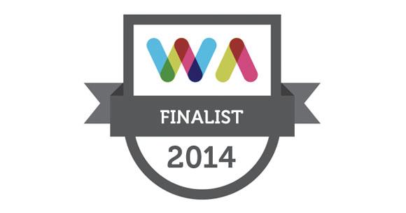 Web Awards 2014 Finalist